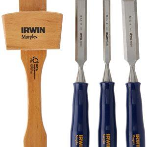 IRWIN Marples 4-piece chisel set