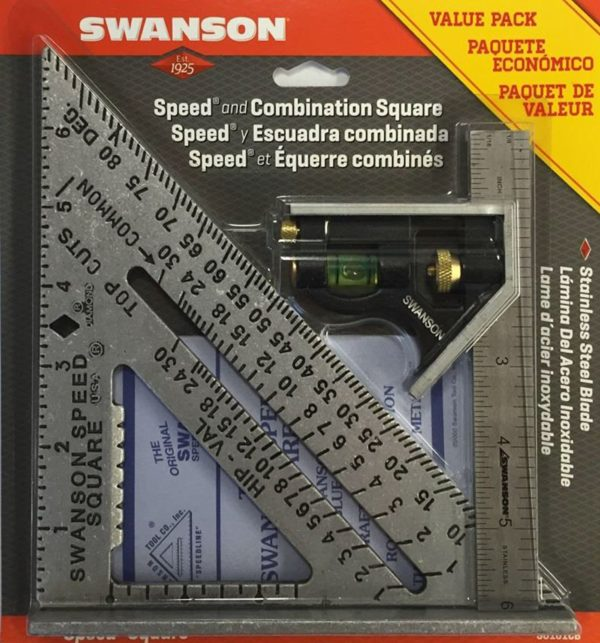 Swanson Speed and Combination Square